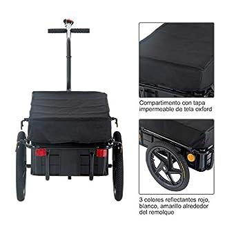 carro de carga para bicicleta