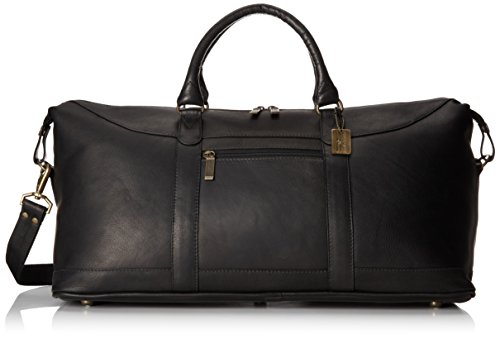Claire Chase All American Duffel, Black, One Size ()