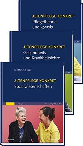 Altenpflege konkret Gesamtpaket