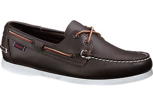 Sebago Men's Docksides Boat Shoe Wine outlet websites lxMFw6t4ip