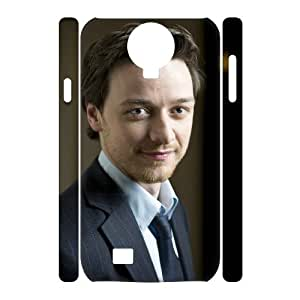 WJHSSB James Andrew McAvoy Phone 3D Case For Samsung Galaxy S4 i9500 [Pattern-4]