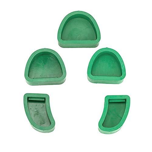 冷笑する食器棚コンペヴィクトリー (victory) シリコーンゴム石膏模型 ベース金型 歯科モデル 金型 舌歯科用具