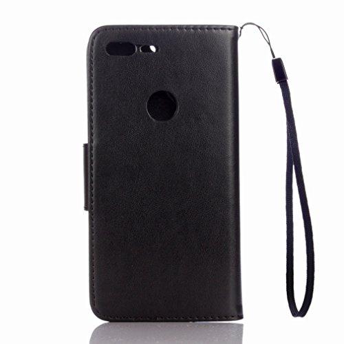 Las Cuero Yiizy Estuches Pu Piel Diseño Cover Alivio De Ranura Cáscara Billetera Pixel Protector Xl Flores Estilo Carcasa Funda negro Tarjetas Para Google P4pSW4