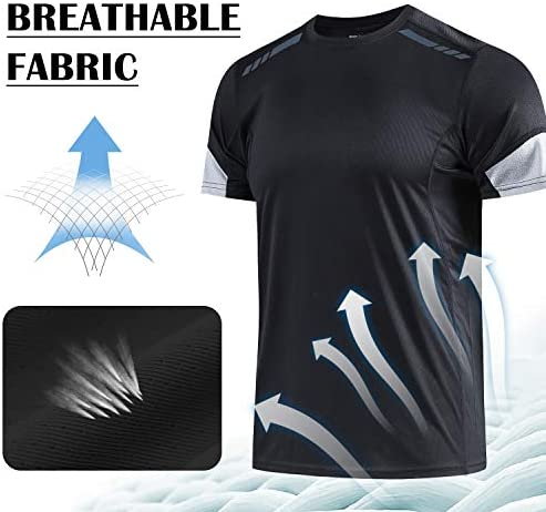 JC020 Cool smooth Running Workout Gym Details about  /AWDis Mens Performance T-Shirt