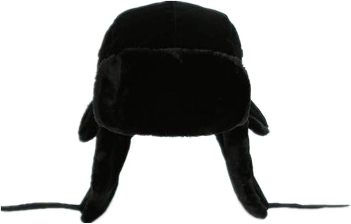 Winter Warm Proof Trapper Hats Men Aviator Hat Russian Hat Sport Outdoor Ear Flaps Bomber Caps