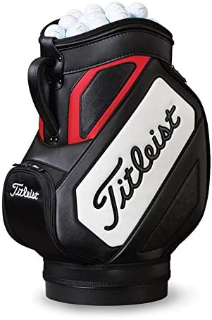 Titleist Tour Den Caddy – Black White Red – TA7ACDC-061