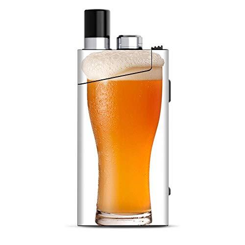 (Skin Decal Vinyl Wrap for Smok Trinity Alpha Kit | Vape Stickers Skins Cover| Pint of Beer, Craft Beer Mug)