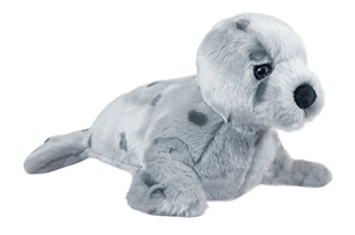 The Puppet Company Full-Bodied Animal  Hand Puppets Seal (Grey)
