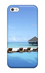 Quality ZippyDoritEduard Case Cover With Maldives Holidays Nice Appearance Compatible With Iphone 5/5s