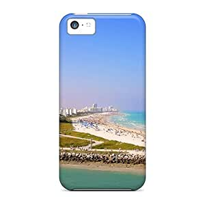 Hot Style DlN1527fvAn Protective Case Cover For Iphone5c(south Beach Enough Said)
