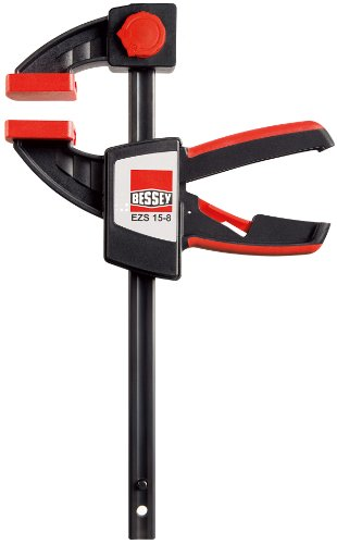 Bessey EZS 15-8 6-Inch One Hand Clamp and Spreader ()