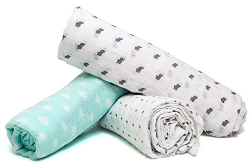 Swaddle Blankets Stretchy Receiving Blanket product image