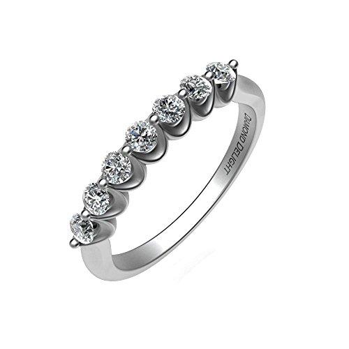 0.29 Ct Diamond Band - 3