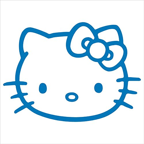 Window Vinyl Decal Hello Kitty Sticker (4