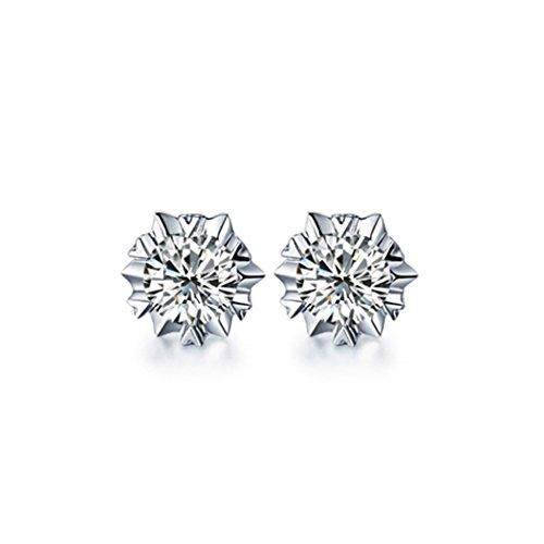 Time Pawnshop Sensation Snowflake Sterling Silver Fashion Simple