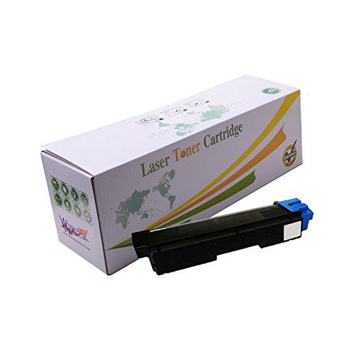 Kyocera TK592C Wholesale Widgets Compatible Brand Cyan - Tk592c Cyan Toner