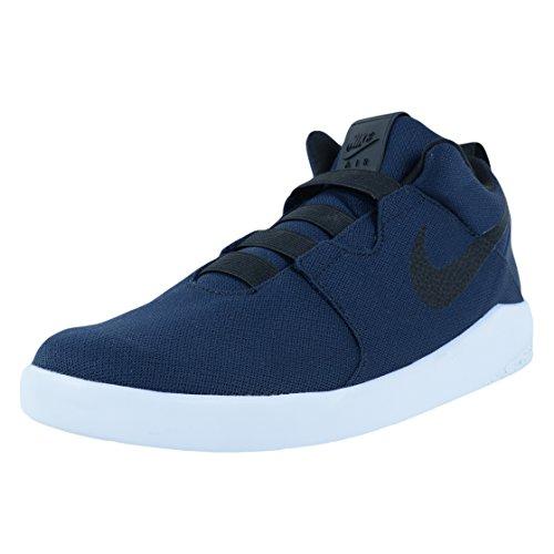 Nike Herren Air Shibusa Turnschuhe Azul Marino (Obsidian / Black-White)