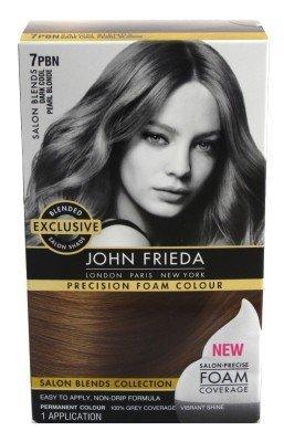 John Frieda Precision Foam Colour, Dark Cool Pearl Blonde (Pack of 6) by John Frieda