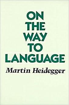 Martin heidegger list of books