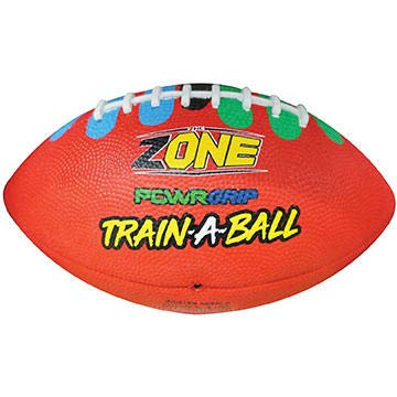 Amazon.com : Palos Sports The Zone POWR Grip Train-A-Ball ...