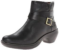 Easy Spirit Women's Corentine Boot, Dark Brown, 7.5 M US