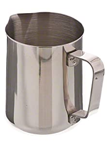 Great Credentials GC-20 20 Oz Stainless Steel Frothing Pitcher from Great Credentials©