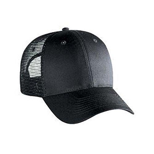 Low Profile Style Cap (OTTO Cotton Twill Low Profile Style Mesh Back)