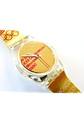 1994 Ladies Swatch Watch Moscow 1980 Olympic LZ103