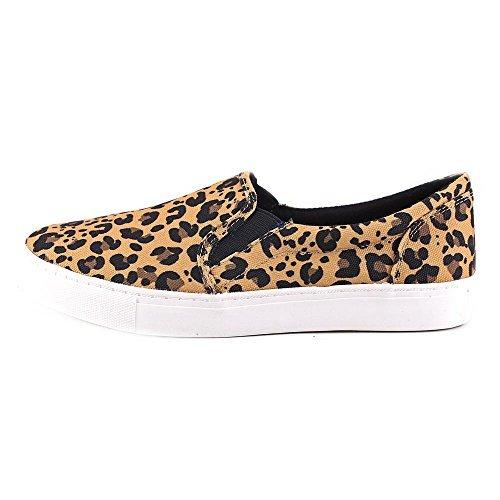 143 Girl Olla Women US 6.5 Tan Fashion Sneakers