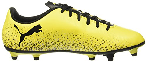 Puma Mens Truora FG Blazing Yellow Black Football Boots - 10 UK/India (44.5 EU)(10461802)