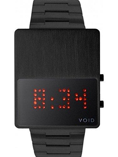 Void-V01LED-BLMB-Black-Stainless-Digital-Red-LED-Watch