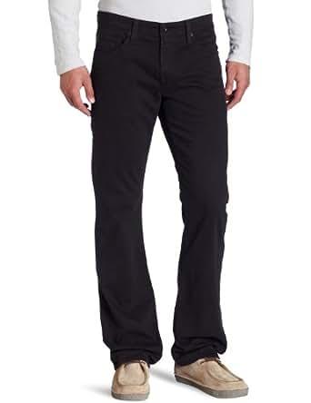 AG Adriano Goldschmied Men's The Protégé Straight Leg 'SUD' Pant, Dark Grey , 29x34