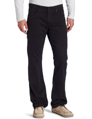 AG Adriano Goldschmied Men's The Protégé Straight Leg 'SUD' Pant, Dark Grey , 31x34 by AG Adriano Goldschmied
