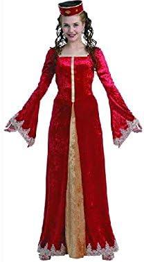 Disfraz de Princesa Medieval. Mujer. talla única. No incluye ...