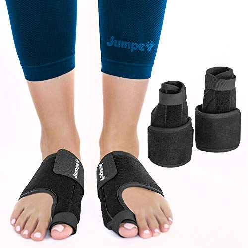 - Bunion Corrector and Bunion Relief | Orthopedic Big Toe Straightener for Women and Men | 100% Adjustable Bunion Splint | Treat & Prevent Hallux Valgus