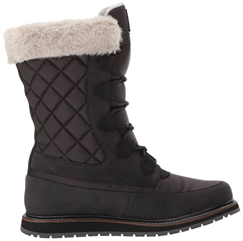 Helly Hansen Women's W Arosa Ht Snow Boot Black (Jet Black/New Light Grey 991) rGNaEgb35S