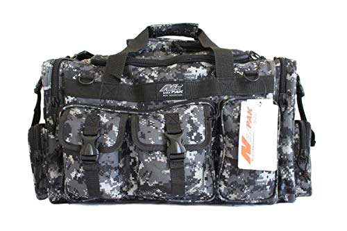 "26"" Tactical Duffle Military Molle Gear Shoulder Strap Range Bag TF126 UCM Urban Camouflage"