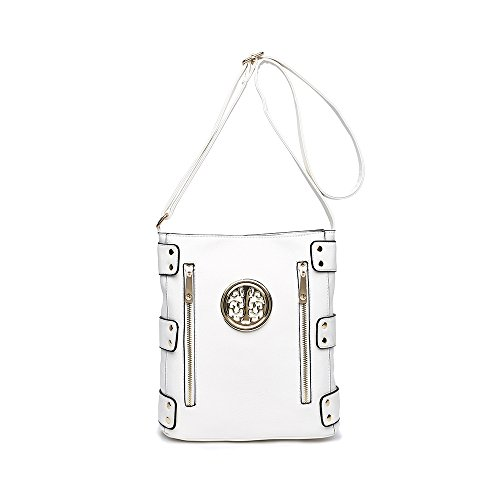 Body Women's Cross LeahWard Bag Cross White Bag Body ZFwOqEUO