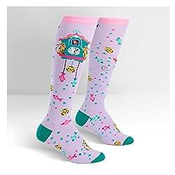 Sock It To Me, Knee High Funky: Cat O' Clock