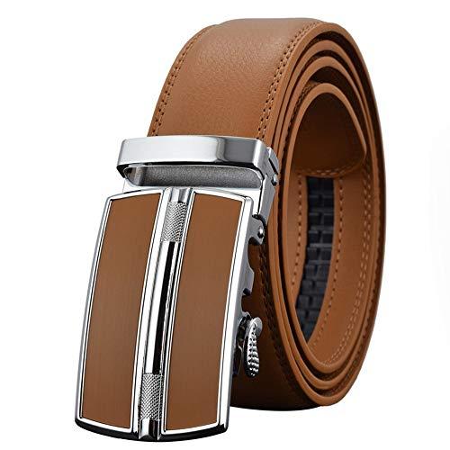 uomo classica automatica Cinture da 110 da uomo cm con fibbia Lllm Cintura 1q1Hw0zg