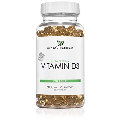 5000 units of vitamin d3 - 9