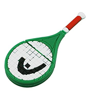 32GB Green Raqueta de Tenis Modelo Pen Drive USB 2.0 Flash Drive ...