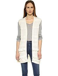 Women's Fringe Sweater Vest