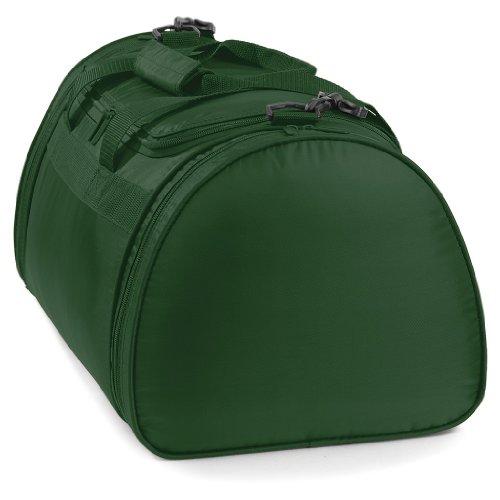 Quadra Unisex Sporttasche QD70 Bottle Green