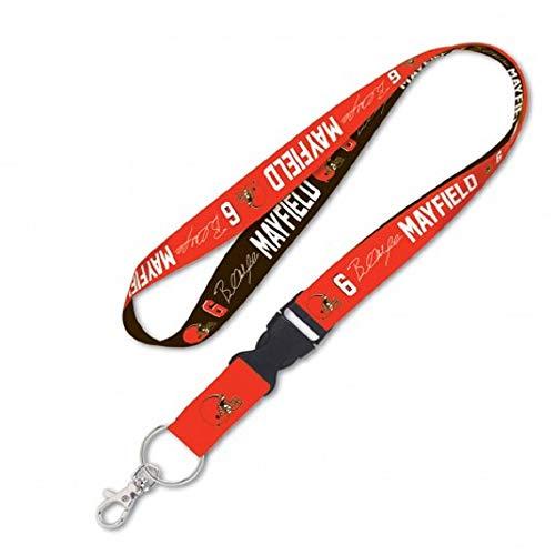- WinCraft NFL Cleveland Browns Baker Mayfield 1