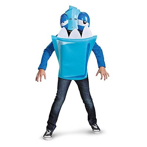 [Disguise Frosticon Slumbo Classic Costume, Small (4-6)] (Mixel Costumes)