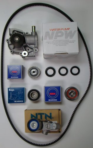 Nitoma Engine Timing Belt TBK5001