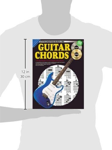 Progressive Guitar Chords: For Beginner To Advanced Guitarists: Gary ...