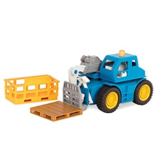 Driven Mini Telehandler Vehicle, Brown/a, (Model: WH1016Z)