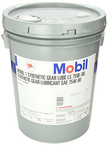 Mobil 1 105704 75W-90 Gear Lube - 5 Gallon ()